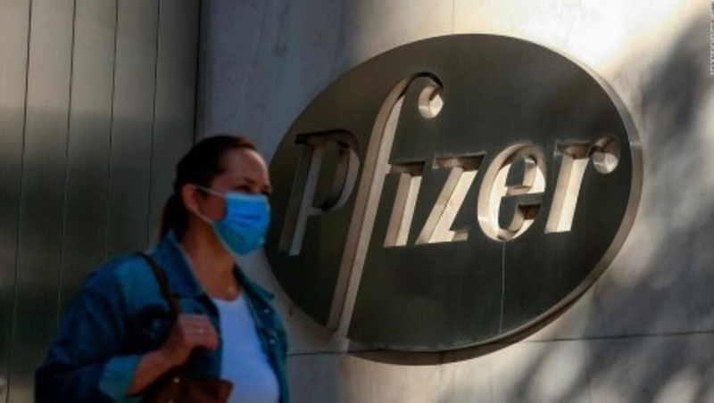 pfizer laboratorio