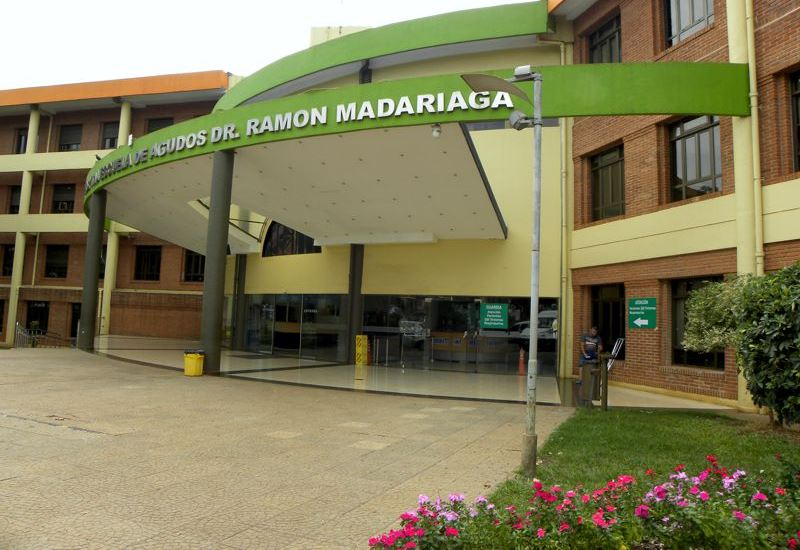 hospital madariaga oct