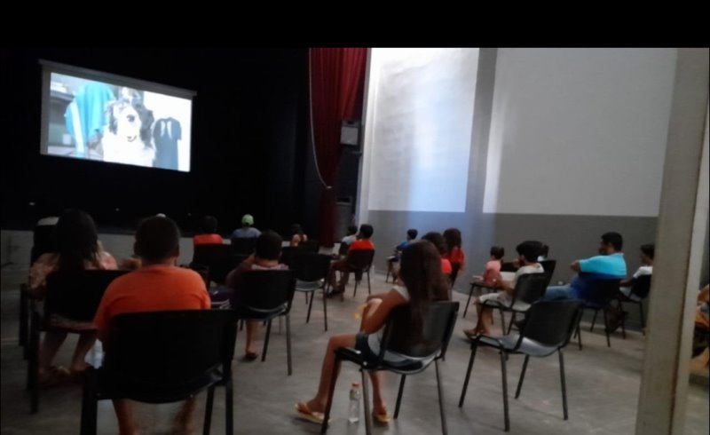 cine barrial